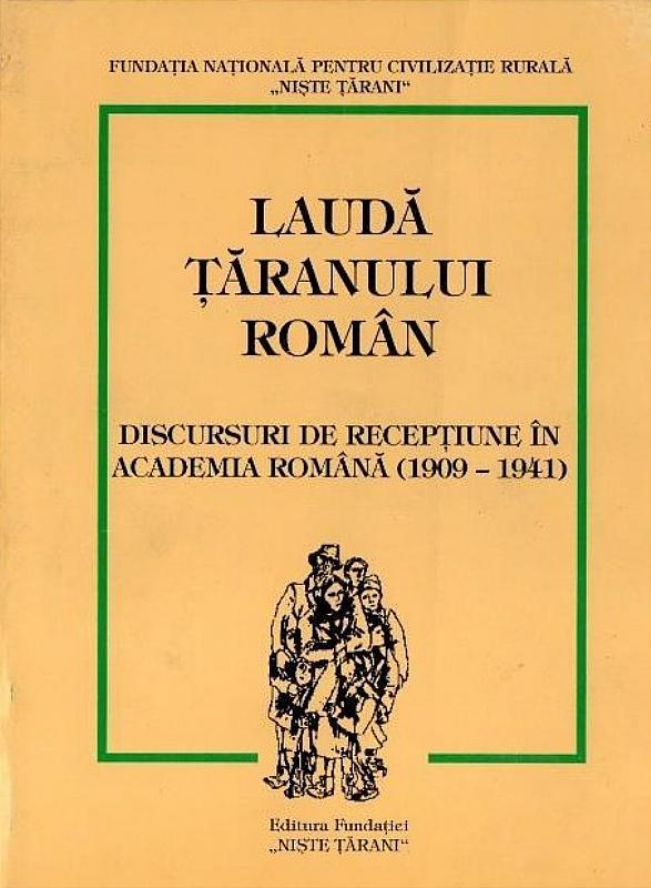 Laudă țăranului român
