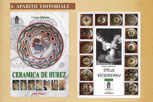 06 – Apariții editoriale