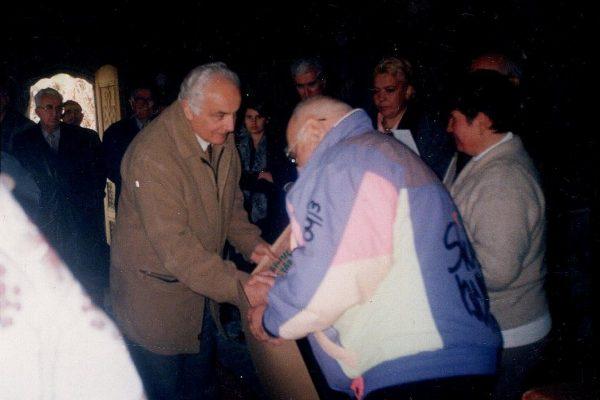 Biserica Viorești, Slătioara, Vâlcea, 27.10.2001
