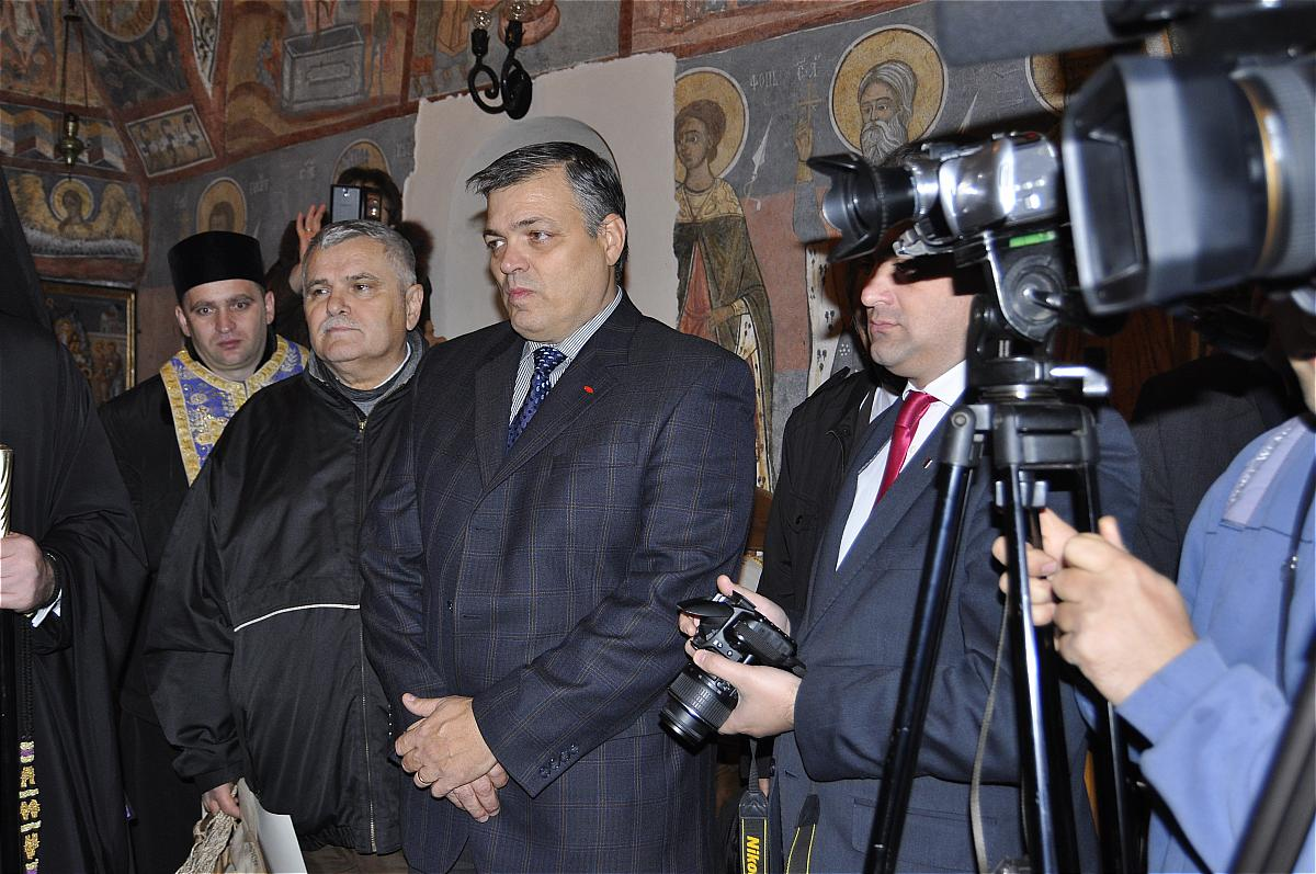Premiile naţionale anuale ale Fundaţiei ,,Nişte ţărani'', 26.10.2014, Sorin Mihăilescu, Ştefan Mitroi