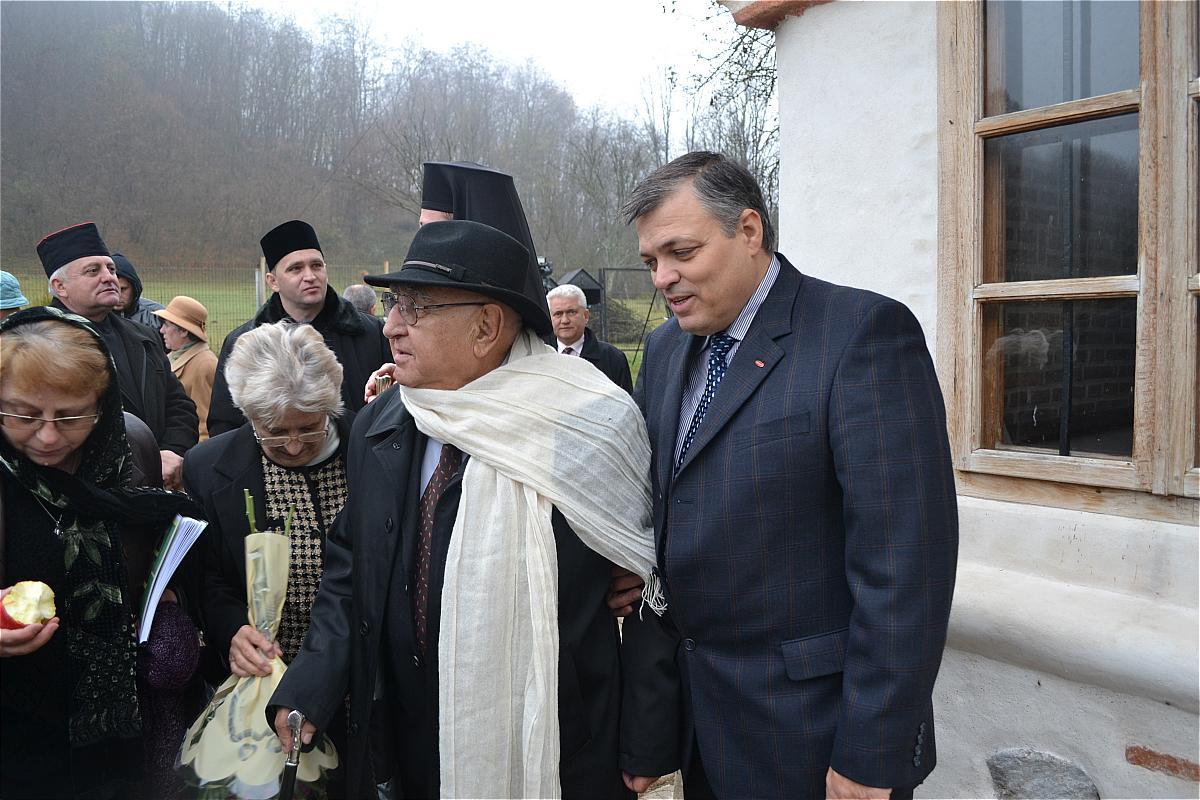 Premiile naţionale anuale ale Fundaţiei ,,Nişte ţărani'', 26.10.2014, Sorin Mihăilescu, Dinu Săraru, Viviana Săraru, Maria Rădulescu