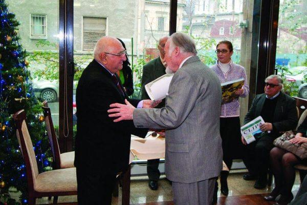Premii - Dinu Săraru - revista Clipa