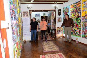 Galeria Contrast expo Laurențiu Dimișcă 31 august 2016