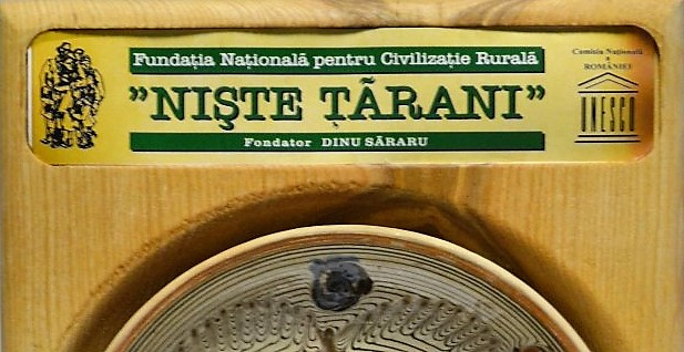 Fundatia Niste Tarani - Premiile nationale - foto premiu