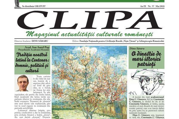Revista Clipa nr. 57 – mai 2018