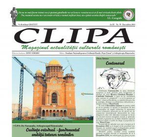 Revista Clipa nr. 59 - decembrie 2018