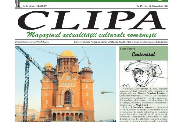 Revista Clipa nr. 59 – decembrie 2018