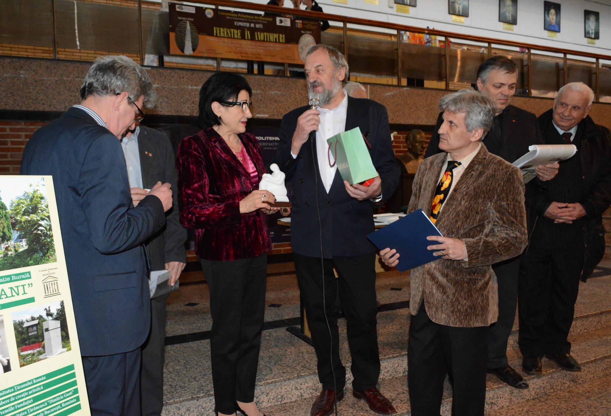 Gabriel Grigorescu, Ecaterina Andronescu, Constantin Sinescu, Mihai Cătrună, Sorin Mihăilescu, Constantin Cocenescu