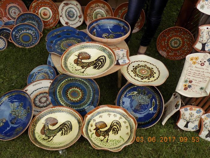 ceramică populară