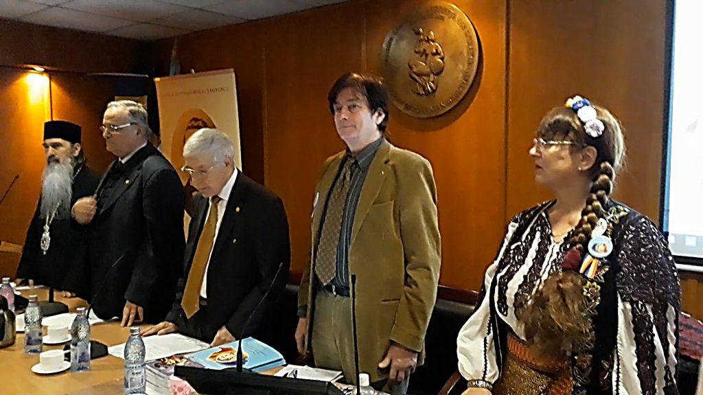 IPS Teodosie, prof.dr.Adrian Badea, acad.Vasile Cândea, Eugen Croitoru, Angelica Stănciuloiu