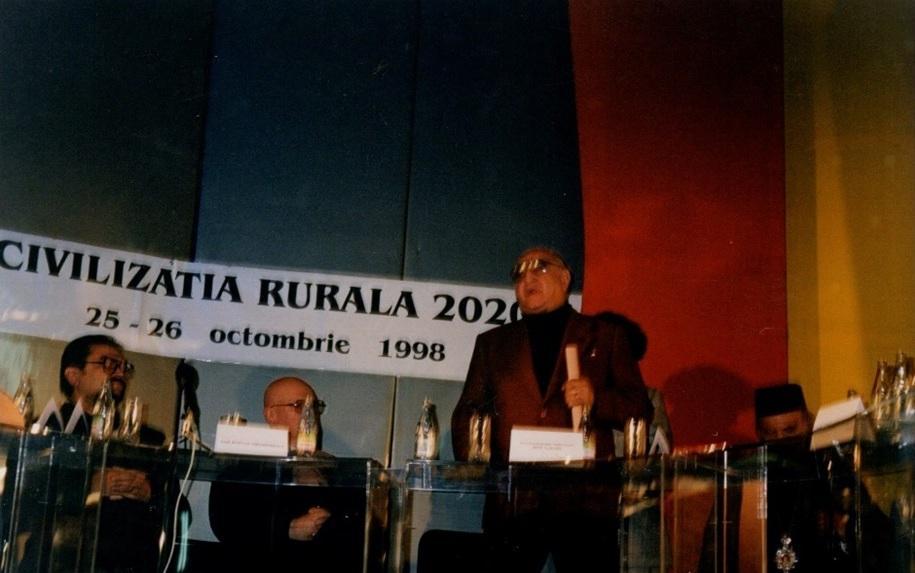1998 - Simpozionul Civilizația Rurală 2020
