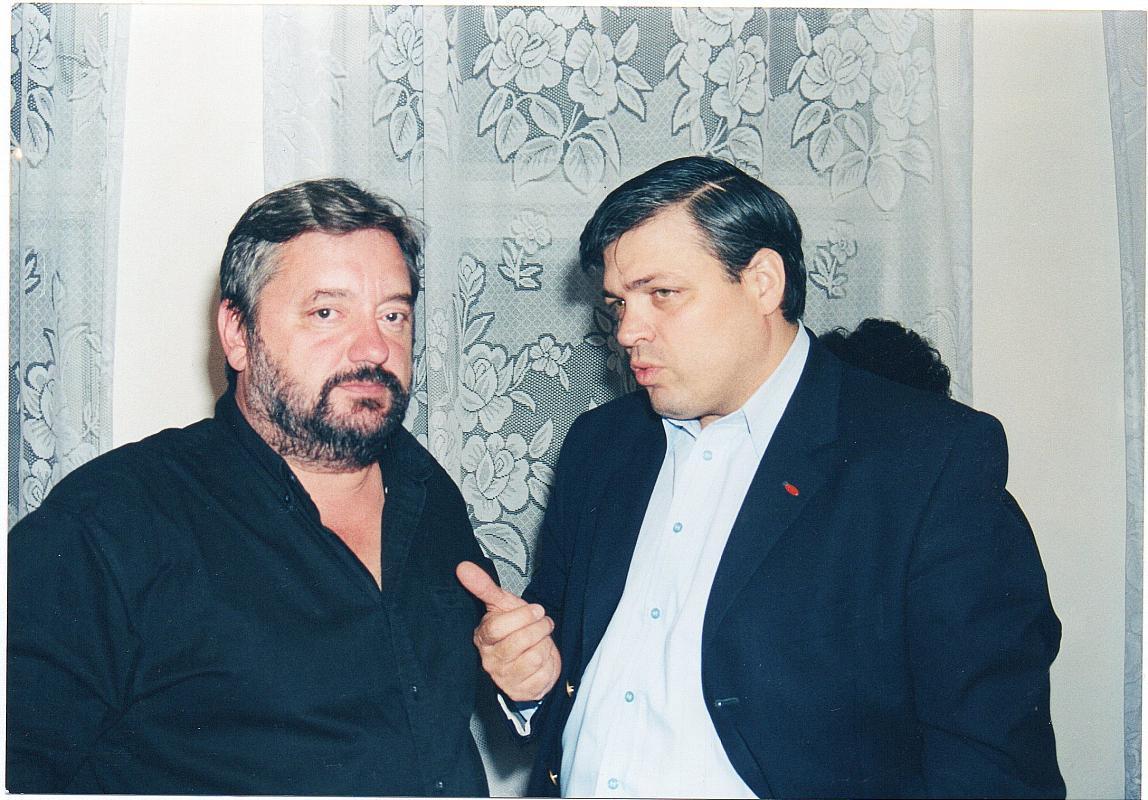 Sculptorul Ioan Bolborea și Sorin Mihăilescu, premiile Fundației 2004