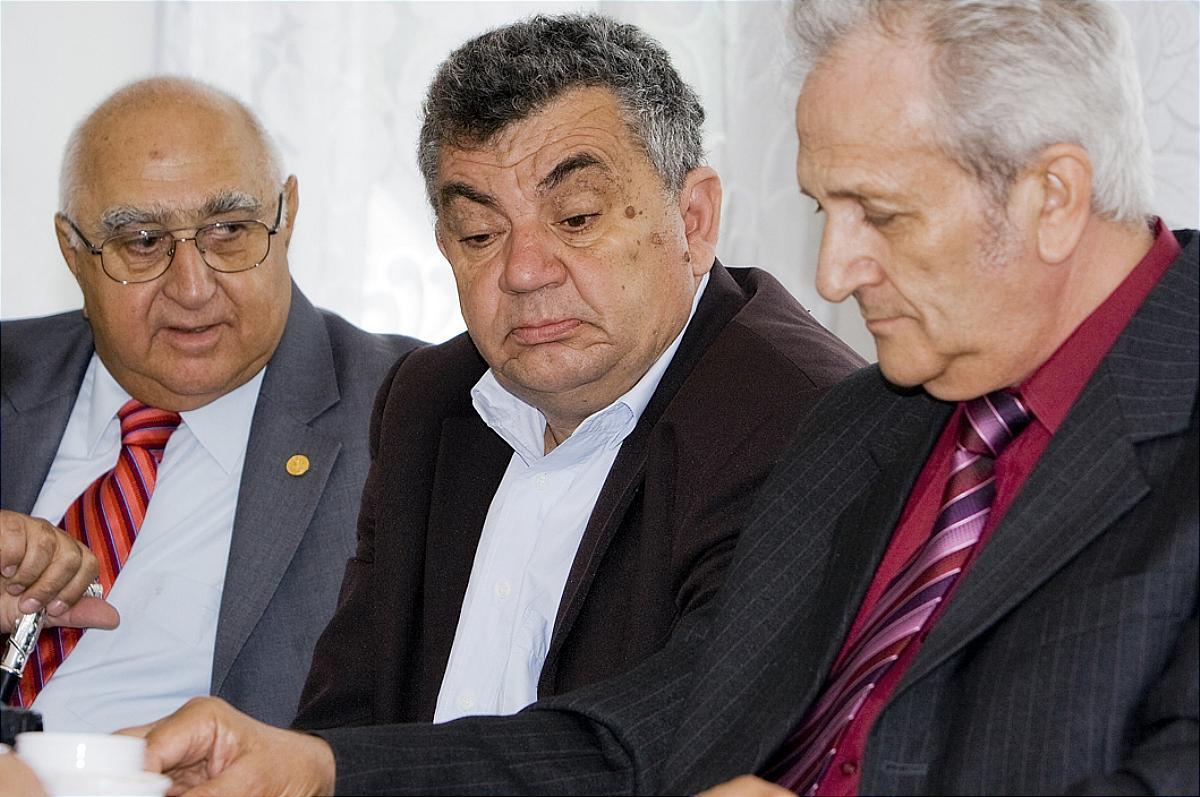 Înființarea Universității Țărănești DIMITRIE GUSTI, 8 septembrie 2008, Casa de Cultură Țărănească, comuna Slătioara, Dinu Săraru , arh.Pavel Popescu