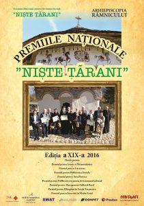 Afiș premiile naționale ediția 19