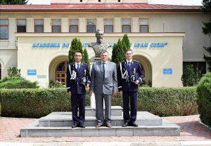 Academia de politie acordare diplome