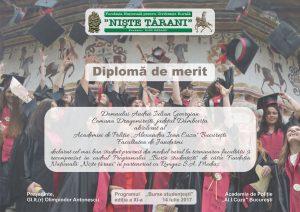 Diploma academia de politie