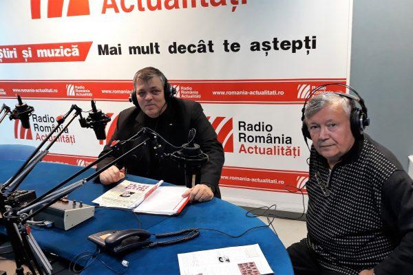 Români geniali – Anul Gogu Constantinescu, la Radio România Actualități
