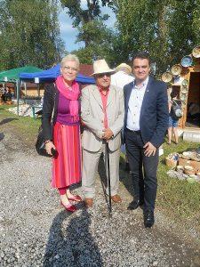 Dinu Sararu, Corina Mihaescu, Florin Epure