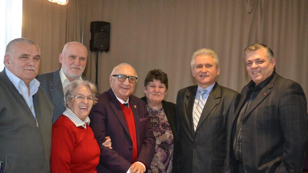 Ștefan Mitroi, Vasile Vasiescu, Viviana Săraru, Dinu Săraru, Elena Văduva, Olimpiodor Antonescu, Sorin Mihăilescu