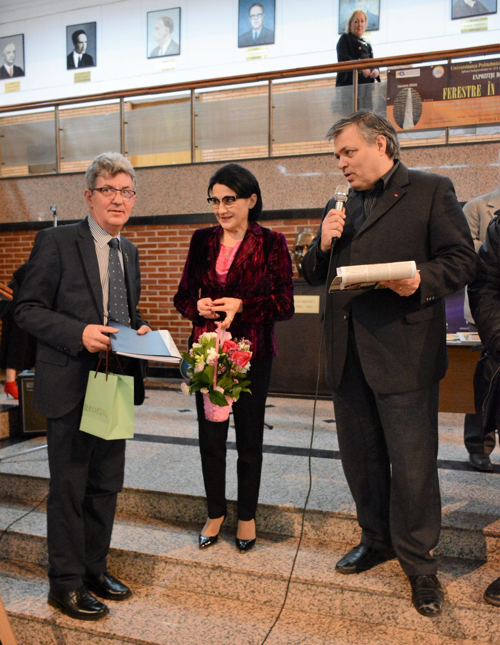 Gabriel Grigorescu, Ecaterina Andronescu, Sorin Mihăilescu