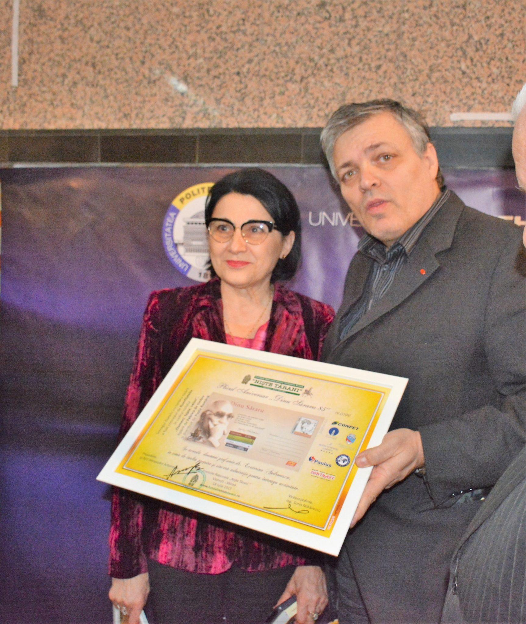 Ecaterina Andronescu, Sorin Mihăilescu