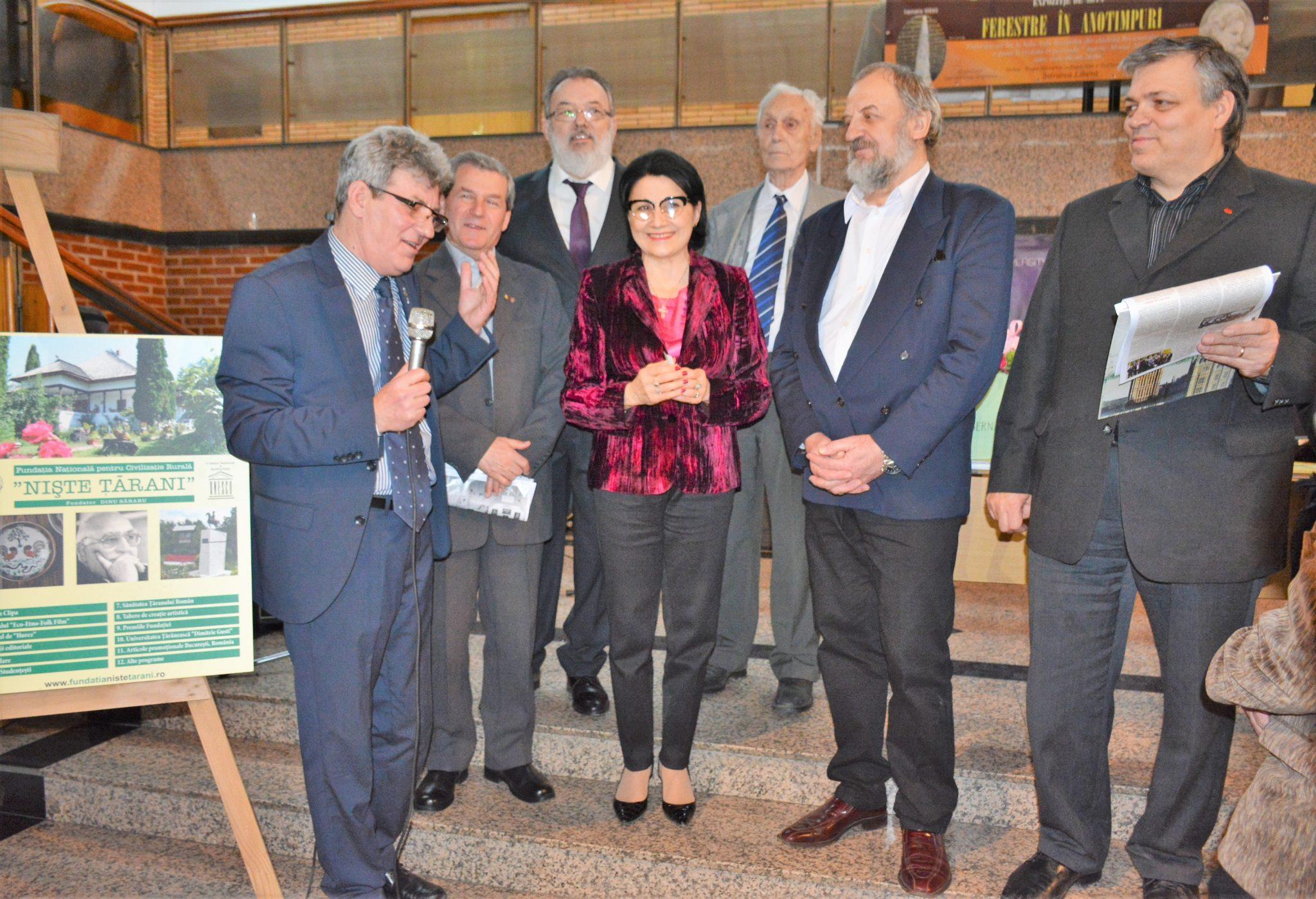 Gabriel Grigorescu, Petre Răcănel, Ecaterina Andronescu, Alexandru Măruță, Constantin Sinescu, Sorin Mihăilescu