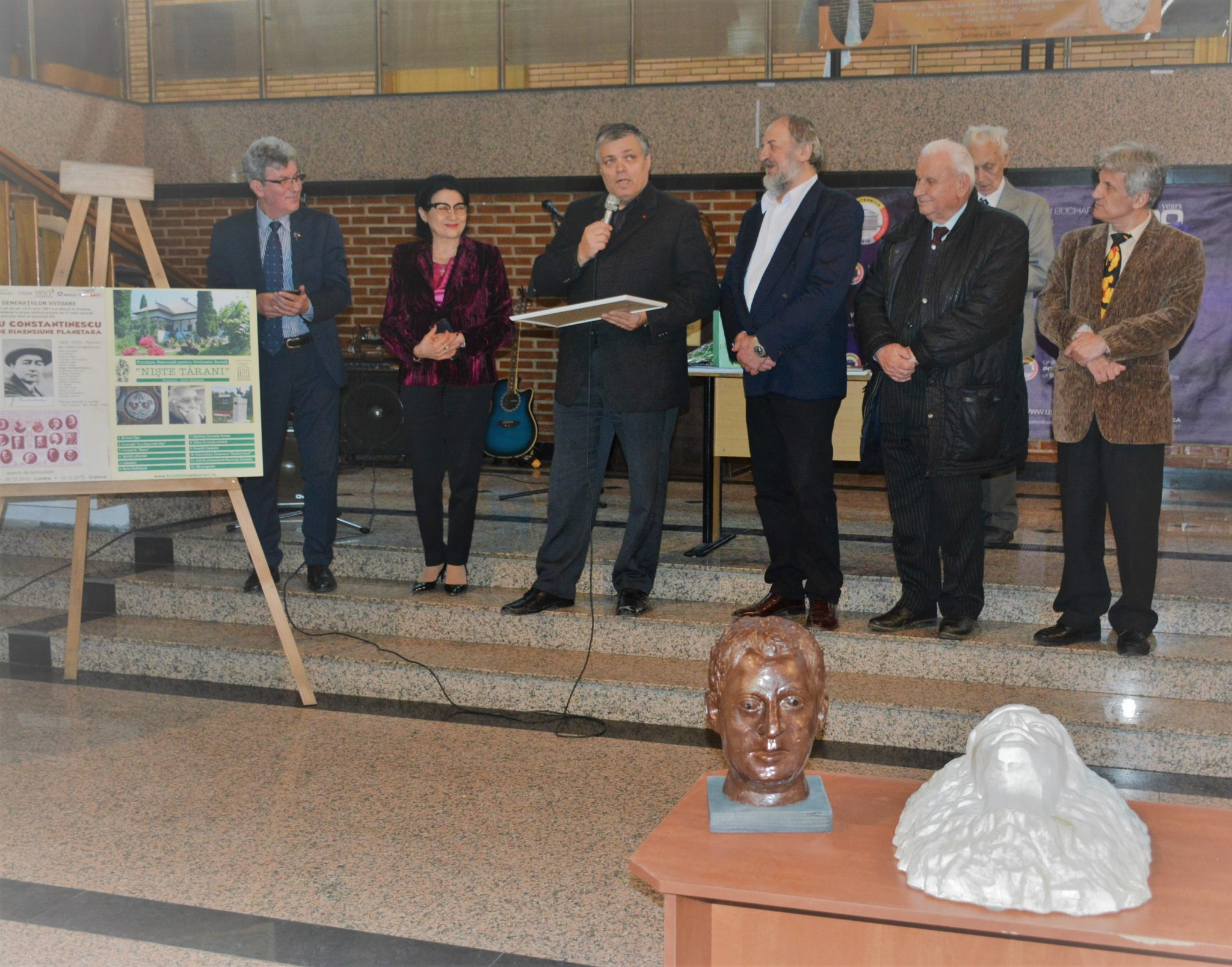 Gabriel Grigorescu, Ecaterina Andronescu, Sorin Mihăilescu, Constantin Sinescu, Constantin Cocenescu, Mihai Cătrună, Alexandru Măruță