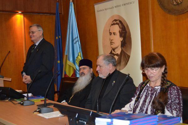 """Simpozionul cultural """"Eminescu, precursor identitar al Marii Uniri"""" – 2018"""