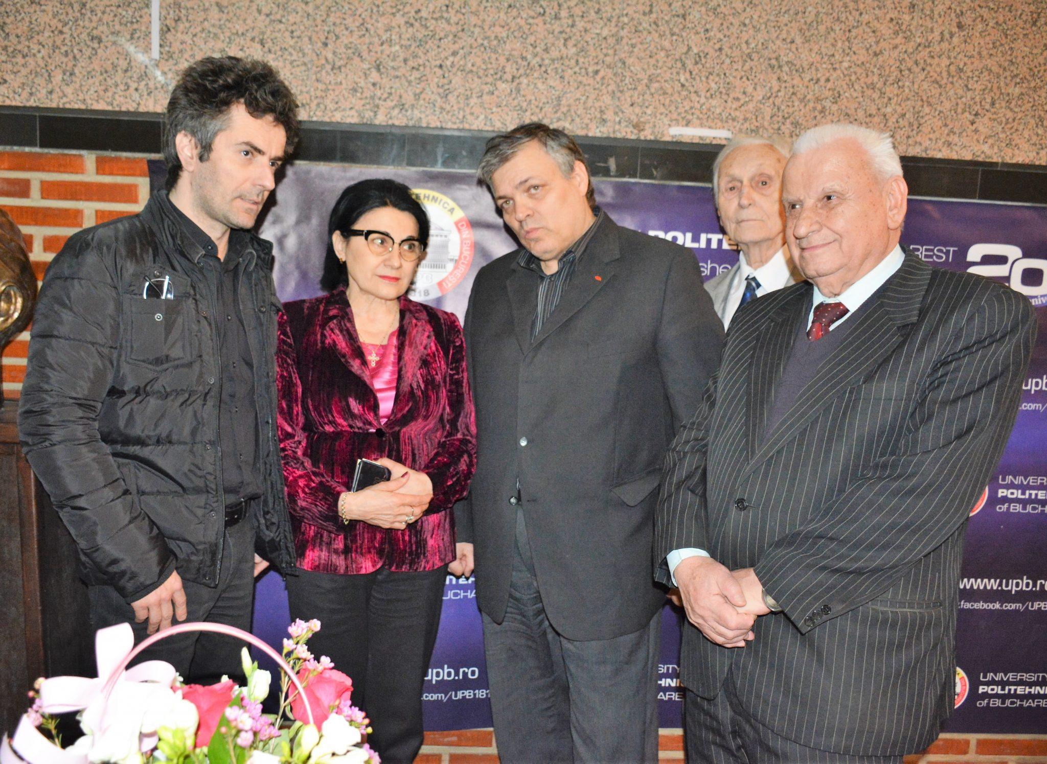 Ecaterina Andronescu, Sorin Mihăilescu, Alexandru Măruță, Constantin Cocenescu