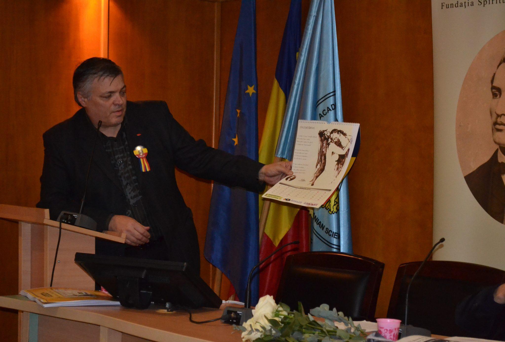 """Sorin Mihăilescu – vicepreședintele Fundației ,,Niște țărani"""""""