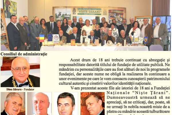 Articol revista Independenta romana