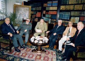 Consiliul de Administratie al FNT