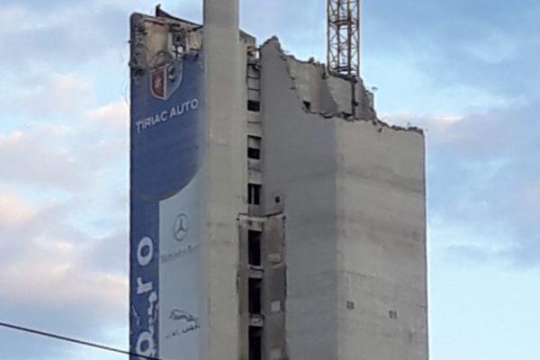 Salvați turnul IFMA