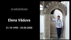 Ultima fila - Elena Vaduva