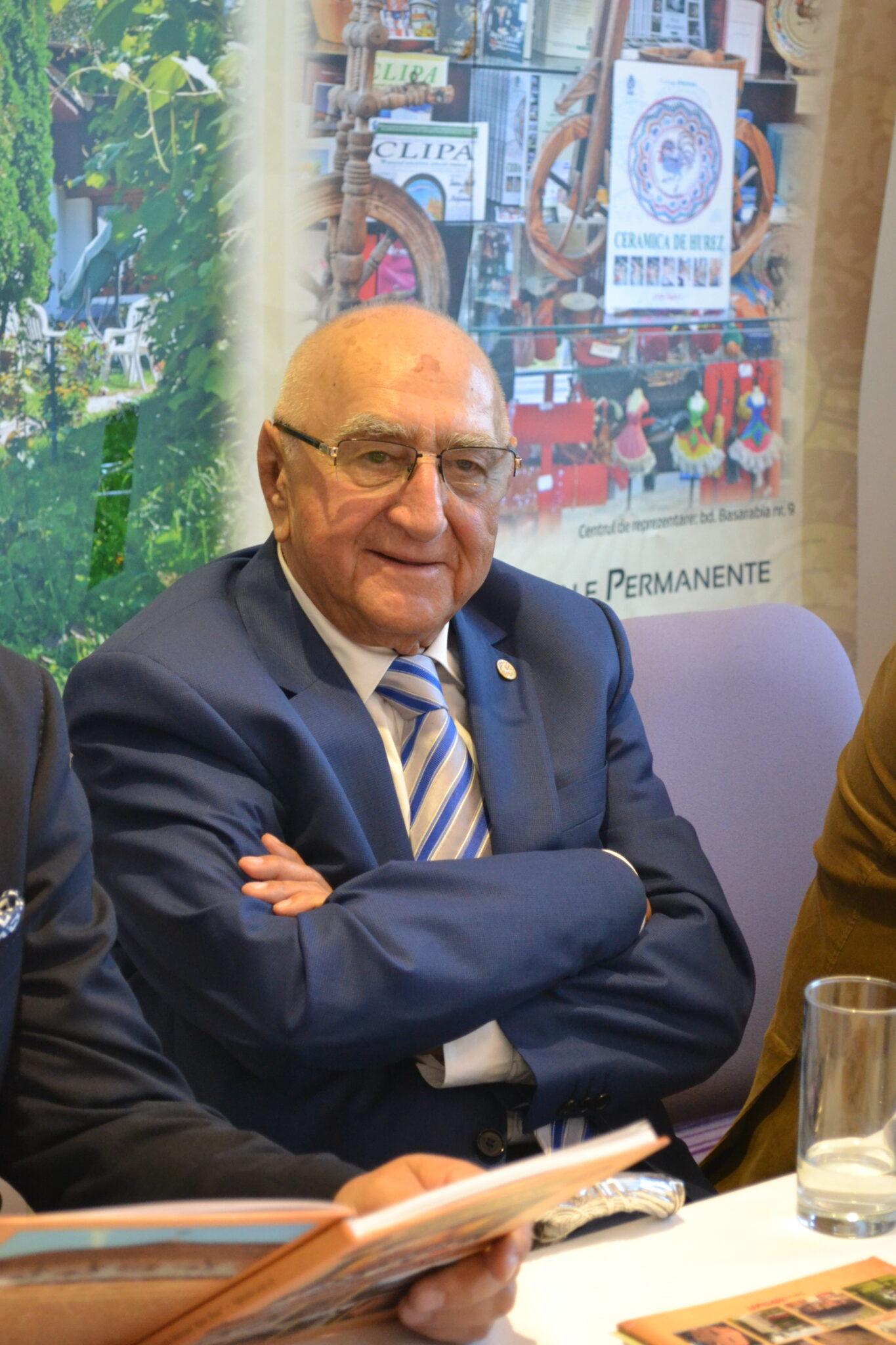 2016 - Dinu Săraru