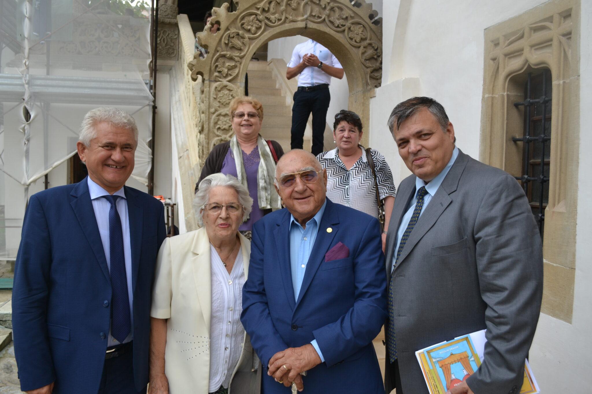 2017 - Premiile FNȚ Manăstirea Hurezi