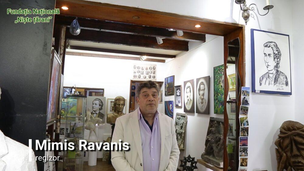 Mimis Ravanis - Cufarul lui Eminescu